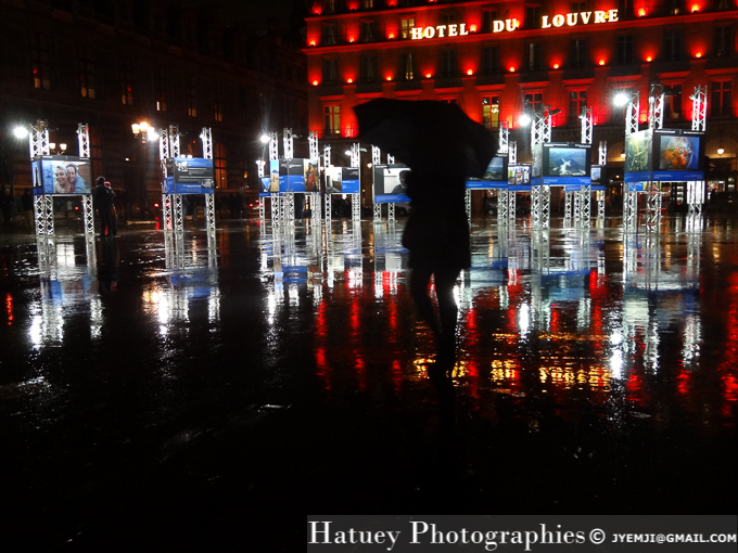 Don Mullan Palais Royal Mandela, Paris 2013. Photographies de Paris par © Hatuey Photographies