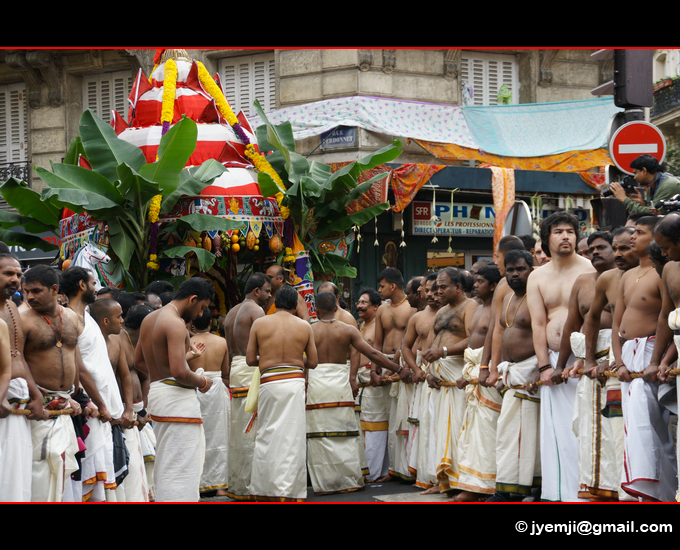 Photographies de la Procession de Ganesha à Paris par © Hatuey Photographies