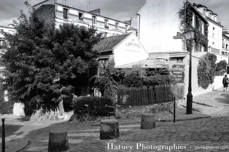 Lapin Agile Montmartre