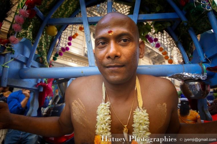 Paris, Procession de Ganesh 2015, ( ©Hatuey Photographies)