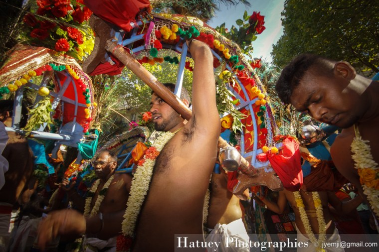 Paris, Procession de Ganesh 2015, ( ©Hatuey Photographies)