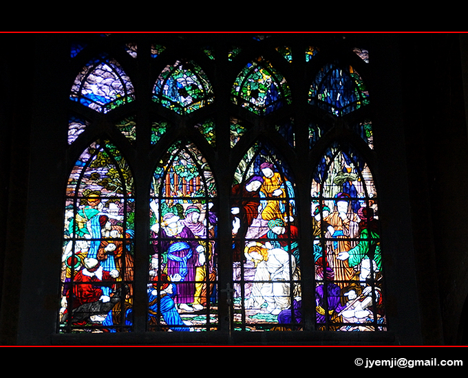 Photographies de Paris, Eglise Saint Jean de Montmartre © Hatuey Photographies