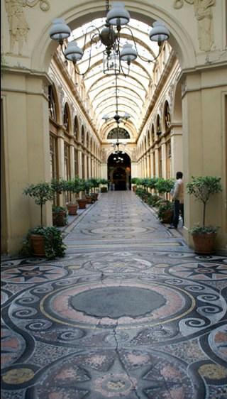Paris, Galerie Vivienne
