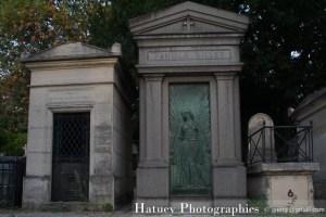 """Paris, Cimetiere du Pere Lachaise , Photographies de Paris, Cemetery Graveyard Cementerio Cimitero Friedhof , Cimetiere du Pere Lachaise , Photographies de la Chapelle GILLET Famille par """"©Hatuey Photographies"""""""