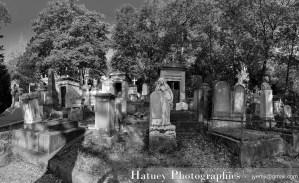 """Vues,Paris, Photographies de Paris, Cemetery, Graveyard, Cementerio, Cimitero, Friedhof , Cimetiere du Pere Lachaise , Photographies, Chemin DENON""""©Hatuey Photographies"""""""