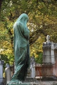 Paris, Cimetiere du Pere Lachaise MOREAU VAUTHIER Augustin Jean