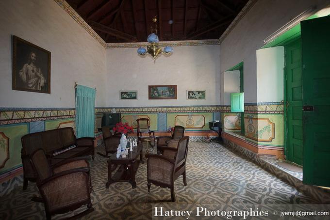 Trinidad,Cuba,Quartier historique,Couvent Saint François d'Assise,Plazza Mayor,Convento de San Francisco de Asís,Casa Particular