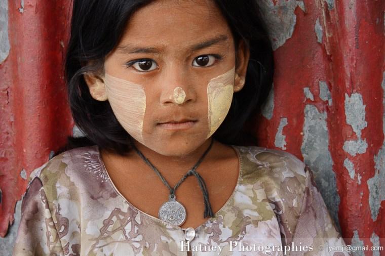 Enfants de Yangon, Myanmar by ©Hatuey Photographies