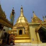 Sule Pagoda, Yangon Myanmar by ©Hatuey Photographies