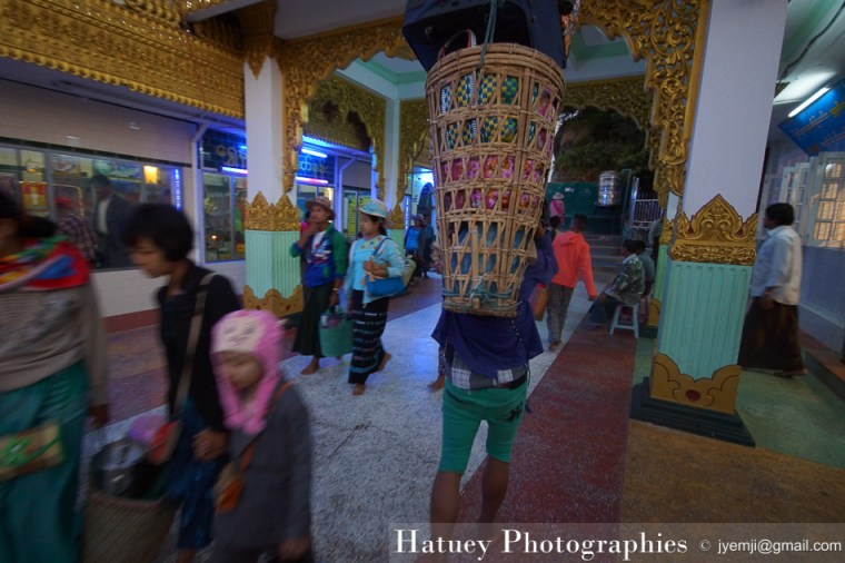 Myanmar Birmanie, Photographies 2015, Asie, Kyaiktiyo Pagoda, blog by © Hatuey Photographies