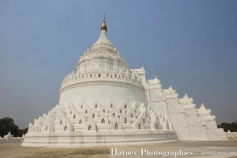 Asie, Hatuey Photographies, Mingun, Hsinbyume Pagoda, Myanmar, Photographies, Mingun by © Hatuey Photographies