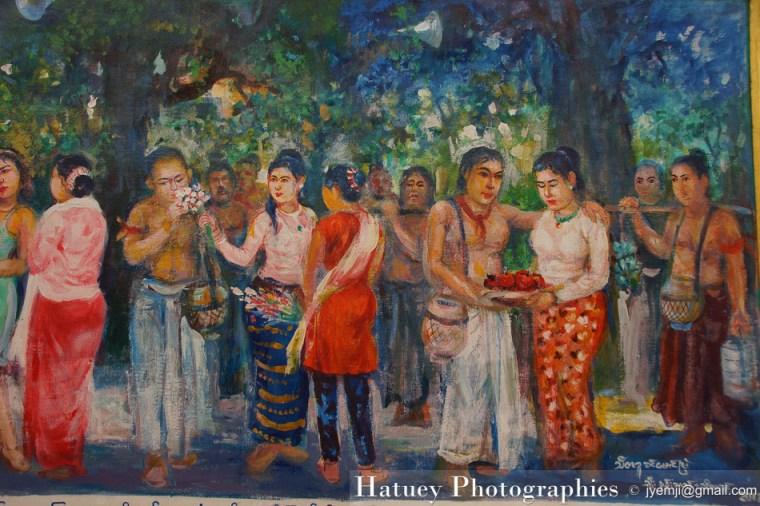 Asie, Hatuey Photographies, Myanmar,Sagaing, Photographies, SoneOoPoneNyaShin Pagoda by © Hatuey Photographies