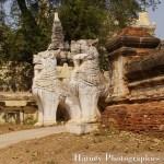 Asie, Myanmar,Monastere Maha Aungmye Bonzan, Ava, Photographies, by © Hatuey Photographies