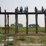 Asie, Hatuey Photographies, Myanmar,U BEIN - Ubein Bridge, Photographies, U BEIN - Ubein Bridge by © Hatuey Photographies