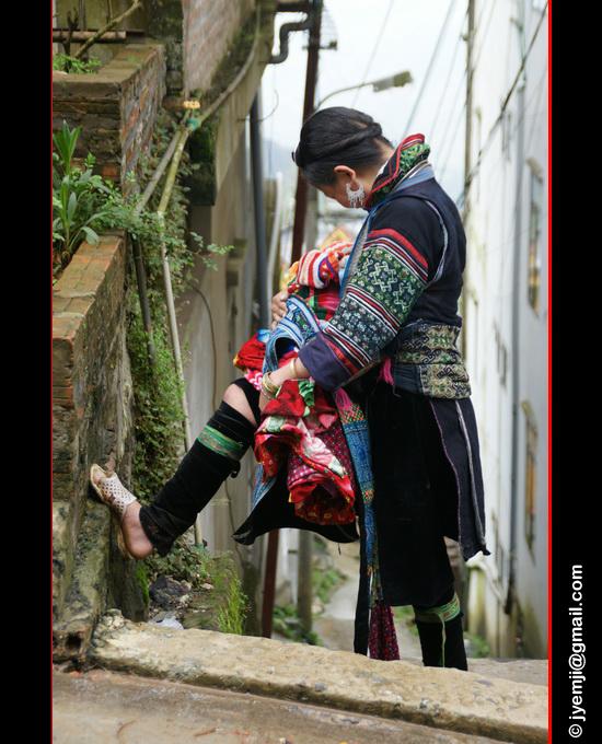 Sapa Hmong. Photographies du Vietnam by © Hatuey Photographies