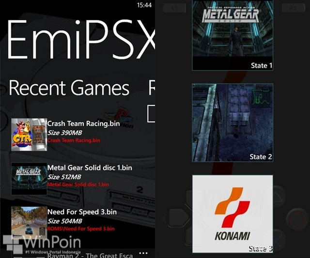 Tips Memainkan Game Jaman Dulu di Windows Phone | WinPoin