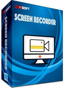 ZD Soft Screen Recorder Crack Full Version
