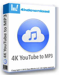 4K YouTube to MP3 Crack Full Version
