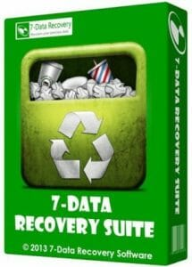 7 Data Recovery v3.7 Crack Full Version
