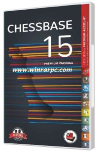 ChessBase 15.8 With Crack & Database (2019) edition