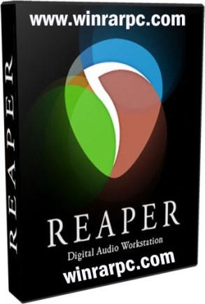 Cockos REAPER 5.75 incl Crack Full Version