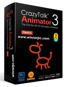 Download CrazyTalk Animator 3.31 Pipeline Full Version