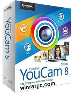 Download CyberLink YouCam 8.0 Deluxe Full Version