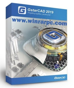 Download GstarCAD 2019 Professional SP2 Full Version
