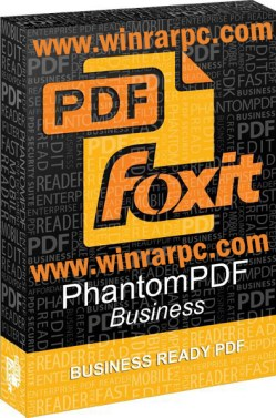Foxit PhantomPDF Business 9.1.0 incl Patch Full Version