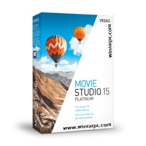 MAGIX VEGAS Movie Studio 15 (2018) Full Version