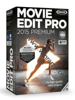 Magix Movie Edit PRO 2019 Premium Full Version Cracked