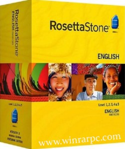 Rosetta Stone TOTALe 5 incl Crack Full Version