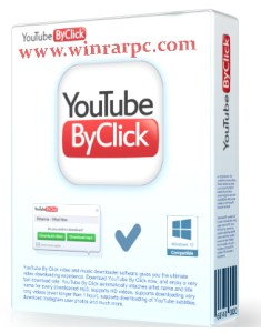 Download YouTube By Click 2.2 Full Cracked Version