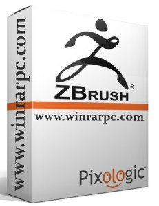 Download ZBrush 2018.1 incl Crack Full Version