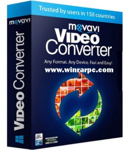 Movavi Video Converter 18.0.0 Cracked Full Version