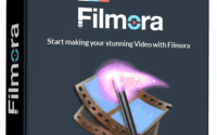 Wondershare Filmora 8.6.1 With Crack