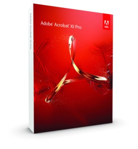 Adobe Acrobat XI Pro:is more than just the leading PDF converter. It's packed with smart tools that give you even more power to communicate. Plus, if you subscribe, you also get the online services you need to work with PDFs and forms on the go and much more.