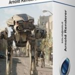 Arnold 2.0.2 For Cinema 4D R18 – R17 – R16 Cracked