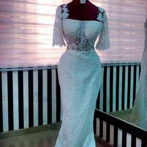 Bespoke Wedding Gown
