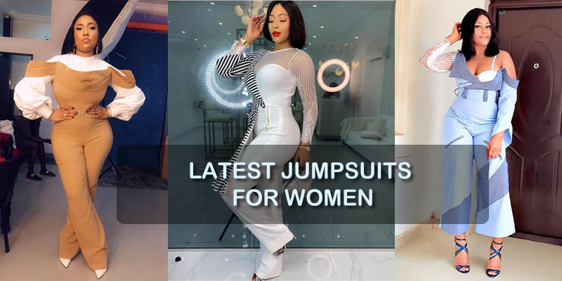 Latest Jumpsuits for Women- Amazingly Gorgeous Ladies Jumpsuits You Need to See