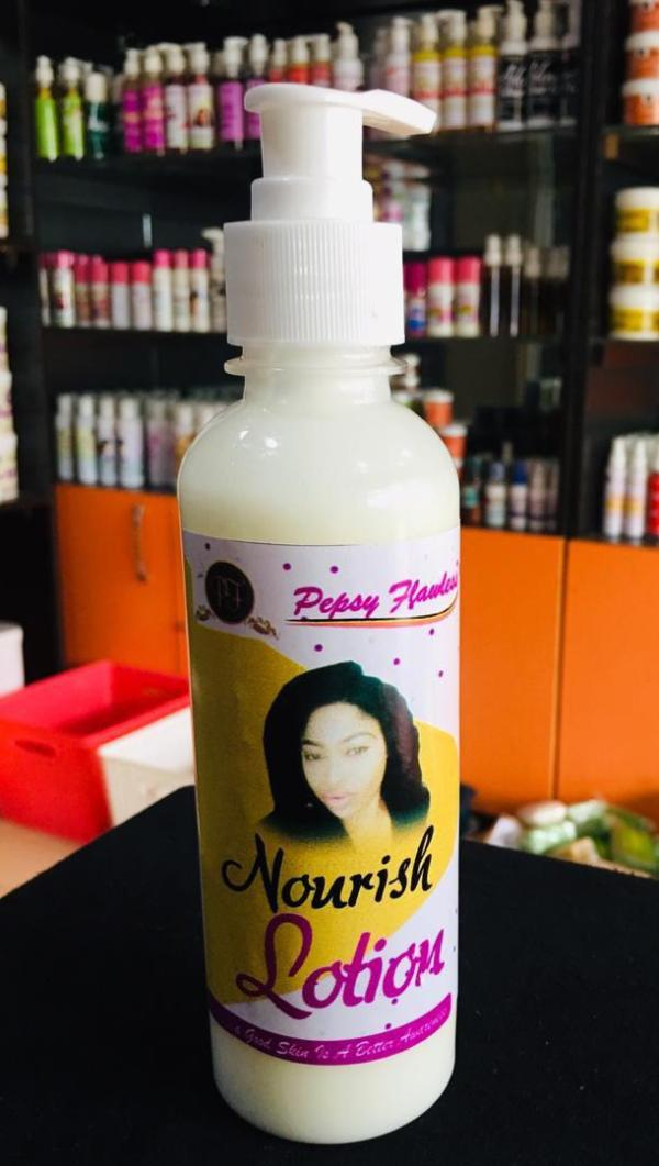 Nourish Lotion