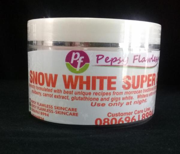 Snow White Super Cream