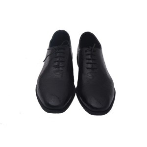 Men's Leather Shoe - Black