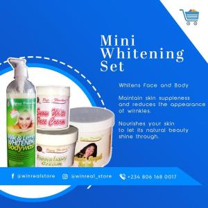Mini Whitening Set