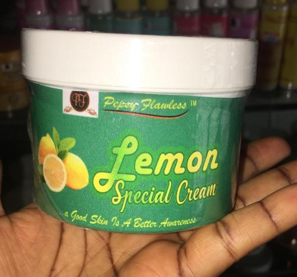 Lemon Special Cream