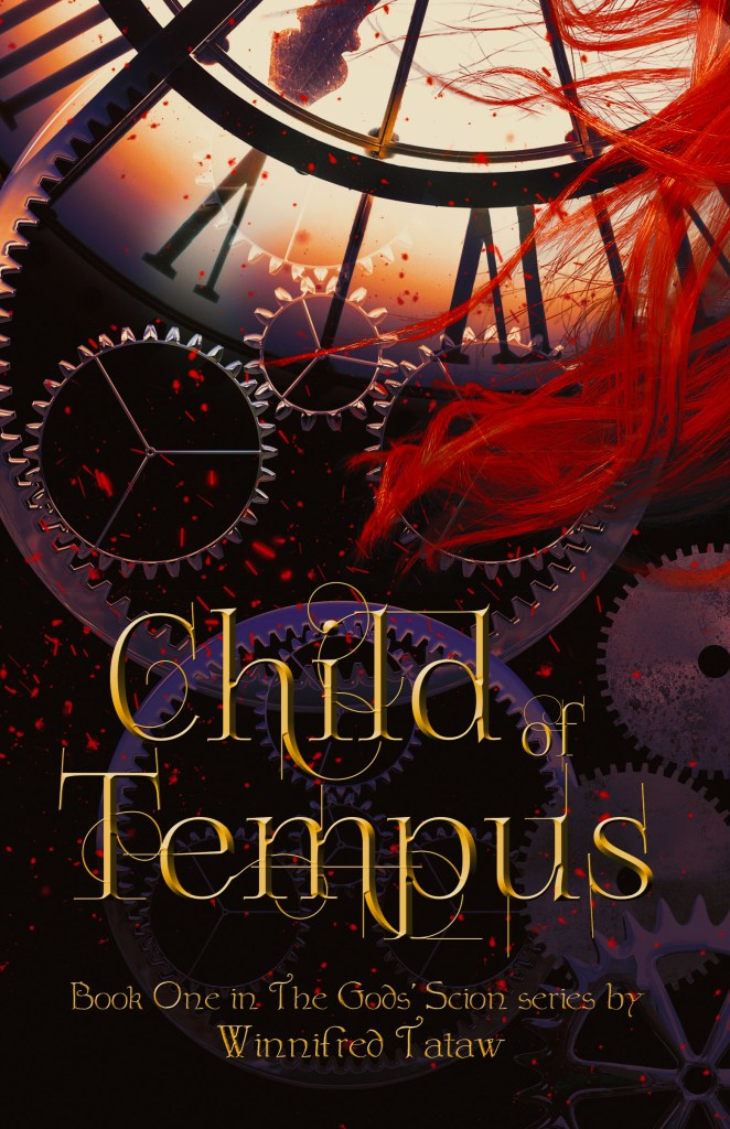 Child of Tempus Fantasy book Cover