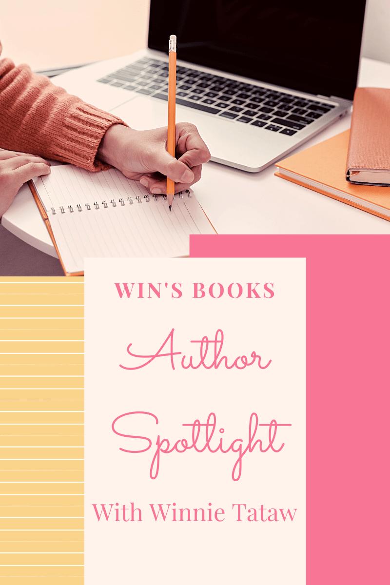 author spotlight on Win's Books