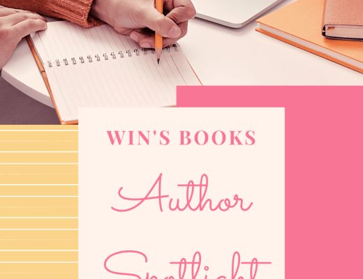 author spotlight on Win's Books