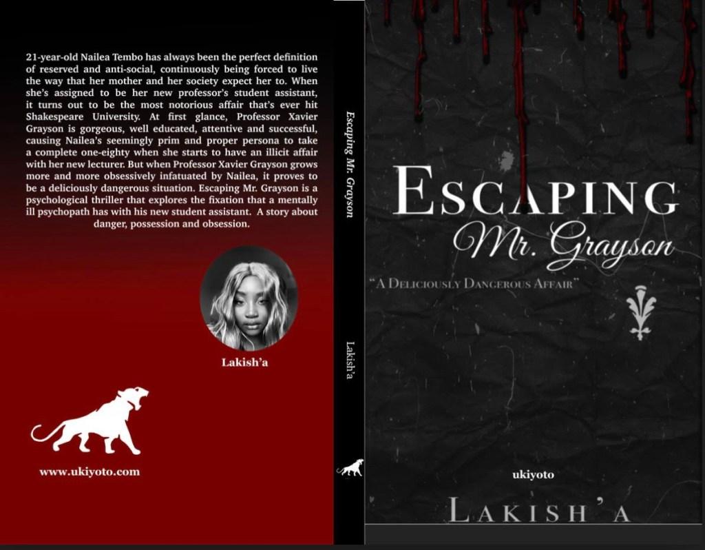 Lakish'a book cover