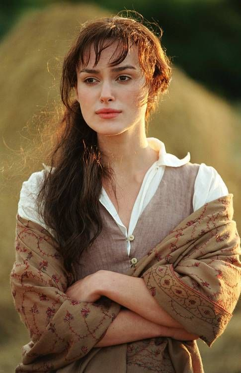 Elizabeth Bennettfrom Pride and Prejudice by Jane Austen; dynamic character